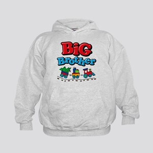 Choo Choo Big Brother Kids Hoodie