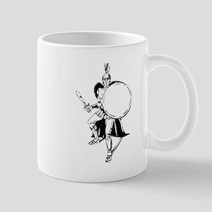 Roman Warrior Mugs