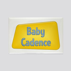 Baby Cadence Rectangle Magnet