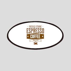 Espresso Coffee Patches