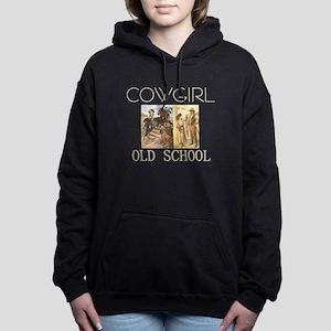 cowgirlos2tran Hooded Sweatshirt