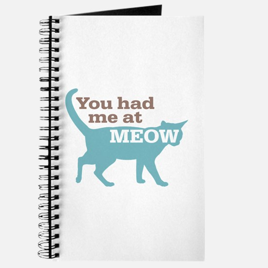 Had Me At MEOW Journal