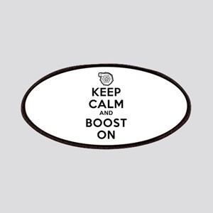 Keep Calm Boost On Patches