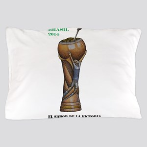 Argentina en la Copa de 2014 Pillow Case