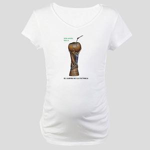 Argentina en la Copa de 2014 Maternity T-Shirt