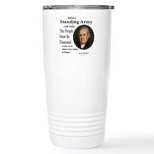 Standing Army Travel Mug