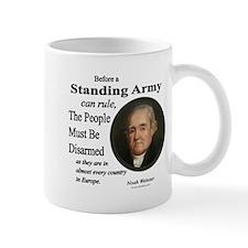 Standing Army Mugs