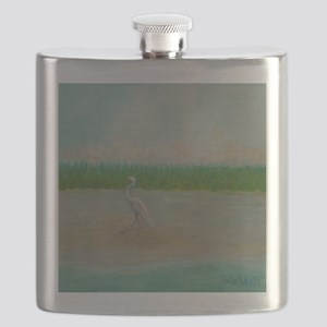 EAST COAST GREAT EGRET Flask