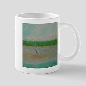 EAST COAST GREAT EGRET Mugs