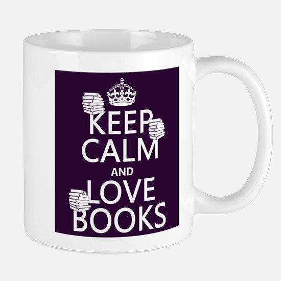 Keep Calm and Love ... Mugs