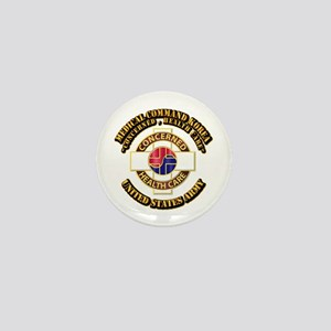 Medical Command Korea with Text Mini Button