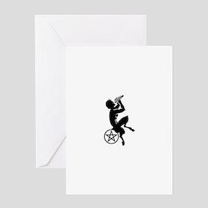 pan Greeting Cards