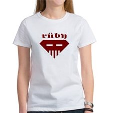Speed-metal Ruby Women's T-Shirt