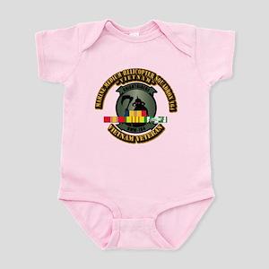 USMC - HMM - 164 w VN SVC Ribbon Infant Bodysuit