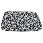Soccer Balls Bathmat