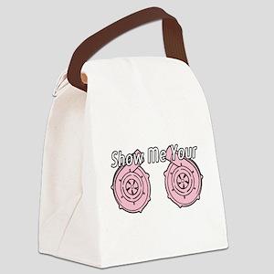Show Me Your TTs Canvas Lunch Bag