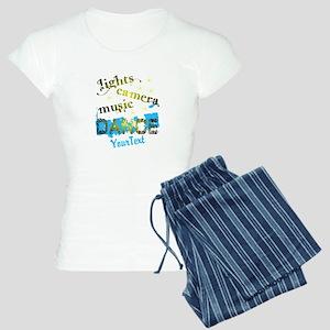 Personalized Dance Women's Light Pajamas