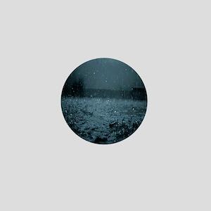 Rain IV Mini Button
