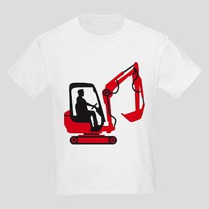 Excavator driver T-Shirt