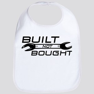 Built Not Bought Bib