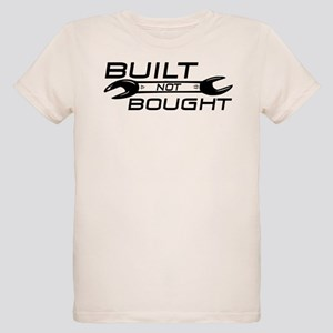Built Not Bought Organic Kids T-Shirt