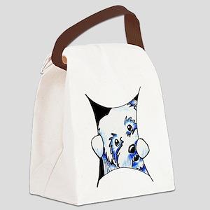 Inner Maltese Canvas Lunch Bag