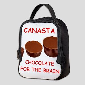 canasta Neoprene Lunch Bag