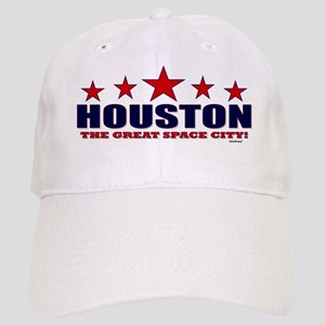 Houston The Great Space City Cap