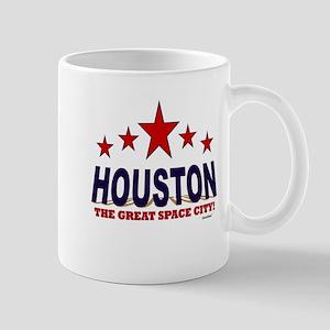 Houston The Great Space City Mug