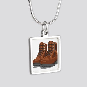 Hiking Boots Necklaces