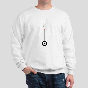 Single Wheel Bike Sweatshirt