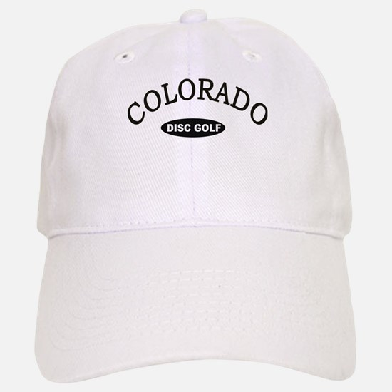 Colorado Disc Golf Baseball Baseball Cap