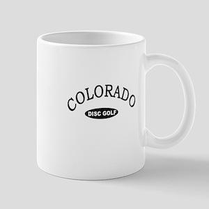 Colorado Disc Golf Mug