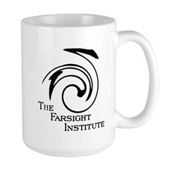 Farsight Institute Logo Mugs