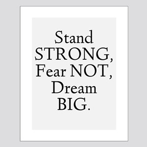Stand STRONG Posters