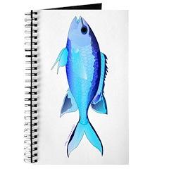 Blue Chromis Journal