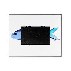 Blue Chromis Picture Frame