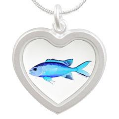 Blue Chromis Necklaces