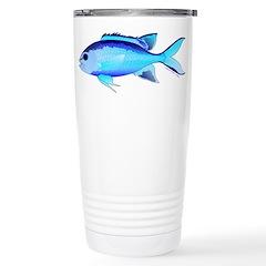 Blue Chromis c Travel Mug