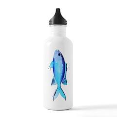Blue Chromis c Water Bottle