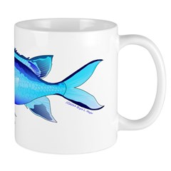 Blue Chromis c Mugs
