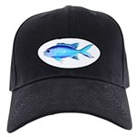 Blue Chromis C Baseball Hat