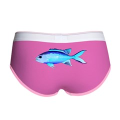 Blue Chromis c Women's Boy Brief