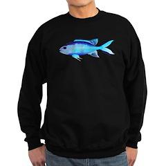Blue Chromis c Sweatshirt