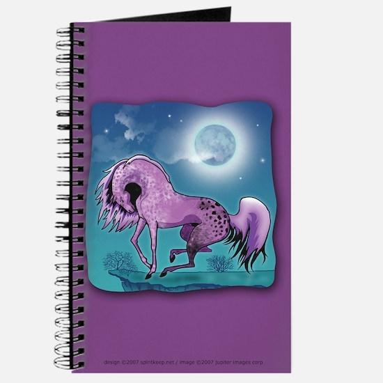 Purple Appaloosa Journal