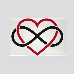 Love Forever Magnets