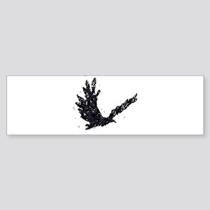 crows Bumper Sticker