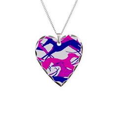 Valentine Hounds Necklace