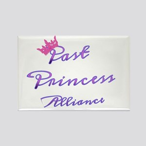 crowned past princess Magnets
