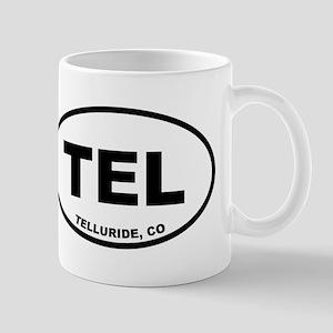 Telluride Colorado Mugs